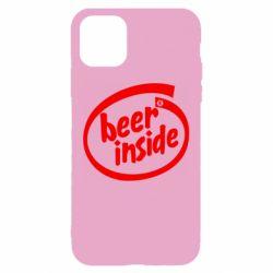 Чехол для iPhone 11 Beer Inside