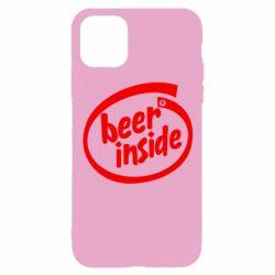 Чехол для iPhone 11 Pro Beer Inside