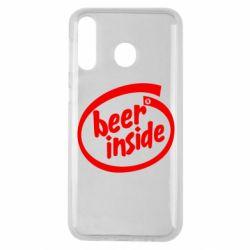 Чехол для Samsung M30 Beer Inside