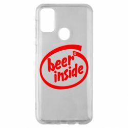 Чехол для Samsung M30s Beer Inside