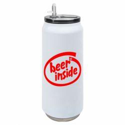 Термобанка 500ml Beer Inside