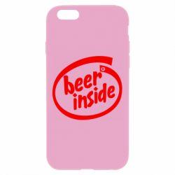 Чехол для iPhone 6 Plus/6S Plus Beer Inside