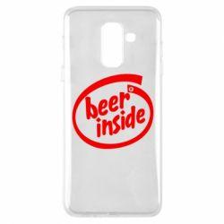 Чехол для Samsung A6+ 2018 Beer Inside