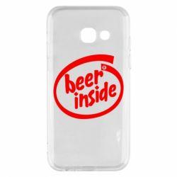 Чехол для Samsung A3 2017 Beer Inside