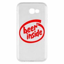 Чехол для Samsung A7 2017 Beer Inside