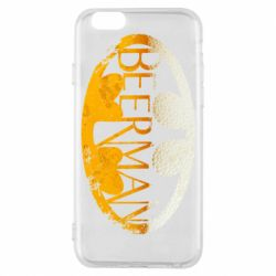 Чохол для iPhone 6/6S Beerman inscription