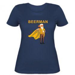 Жіноча футболка BEERMAN