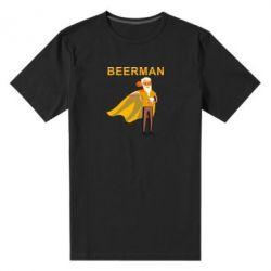 Чоловіча стрейчева футболка BEERMAN