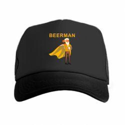 Кепка-тракер BEERMAN