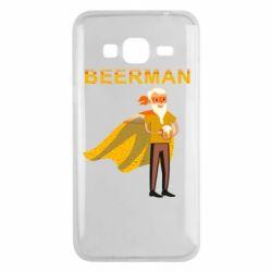 Чохол для Samsung J3 2016 BEERMAN