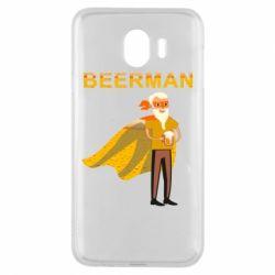 Чохол для Samsung J4 BEERMAN