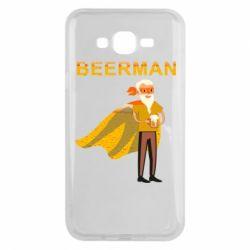 Чохол для Samsung J7 2015 BEERMAN