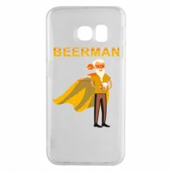 Чохол для Samsung S6 EDGE BEERMAN