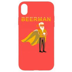 Чохол для iPhone XR BEERMAN