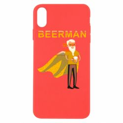 Чохол для iPhone Xs Max BEERMAN