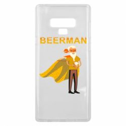 Чохол для Samsung Note 9 BEERMAN