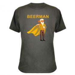 Камуфляжна футболка BEERMAN