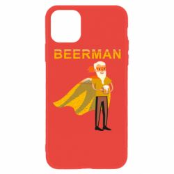 Чохол для iPhone 11 BEERMAN