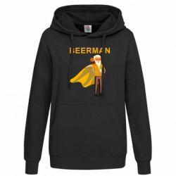 Толстовка жіноча BEERMAN
