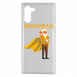 Чохол для Samsung Note 10 BEERMAN