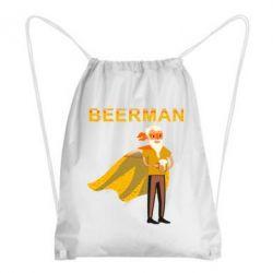 Рюкзак-мішок BEERMAN