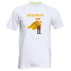 Чоловіча спортивна футболка BEERMAN