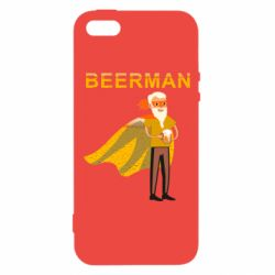 Чохол для iphone 5/5S/SE BEERMAN