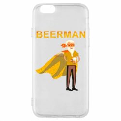 Чохол для iPhone 6/6S BEERMAN