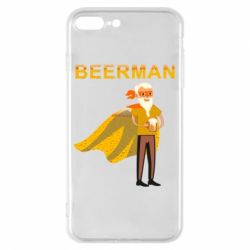 Чохол для iPhone 8 Plus BEERMAN