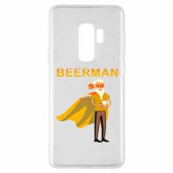 Чохол для Samsung S9+ BEERMAN