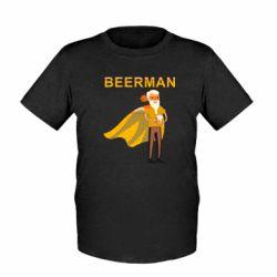 Дитяча футболка BEERMAN
