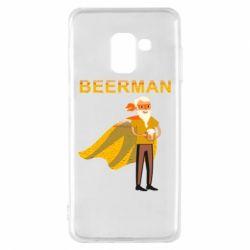 Чохол для Samsung A8 2018 BEERMAN