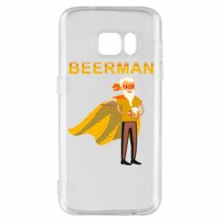 Чохол для Samsung S7 BEERMAN