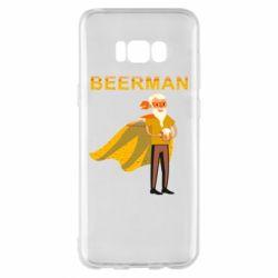 Чохол для Samsung S8+ BEERMAN