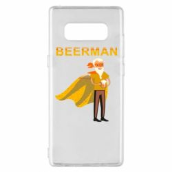 Чохол для Samsung Note 8 BEERMAN