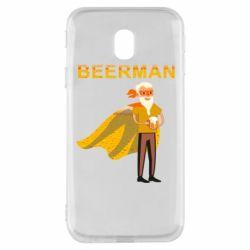 Чохол для Samsung J3 2017 BEERMAN
