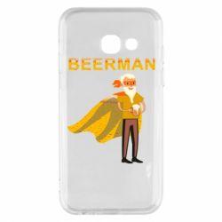 Чохол для Samsung A3 2017 BEERMAN