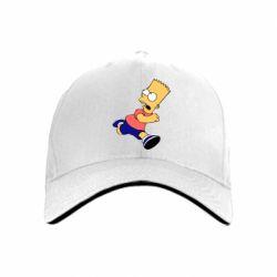 Кепка Беги, Барт, беги! - FatLine