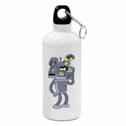 Фляга Bender and the heads of robots