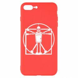 Чохол для iPhone 8 Plus Bender Da Vinchi
