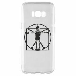 Чохол для Samsung S8+ Bender Da Vinchi