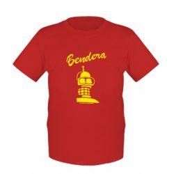Детская футболка Bendera