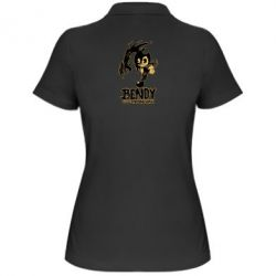 Жіноча футболка поло Bendy And The Ink Machine 1
