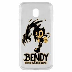 Чохол для Samsung J3 2017 Bendy And The Ink Machine 1