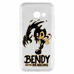 Чохол для Samsung A3 2017 Bendy And The Ink Machine 1