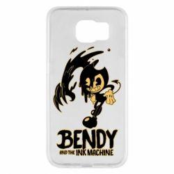 Чохол для Samsung S6 Bendy And The Ink Machine 1