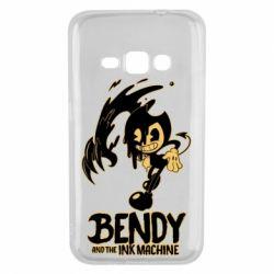 Чохол для Samsung J1 2016 Bendy And The Ink Machine 1