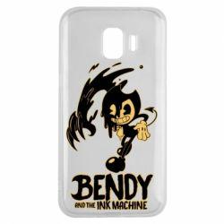 Чохол для Samsung J2 2018 Bendy And The Ink Machine 1