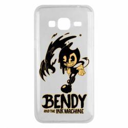 Чохол для Samsung J3 2016 Bendy And The Ink Machine 1