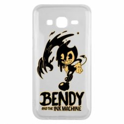 Чохол для Samsung J5 2015 Bendy And The Ink Machine 1